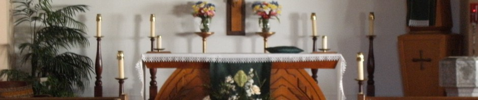 St. Gabriel's Parish header image